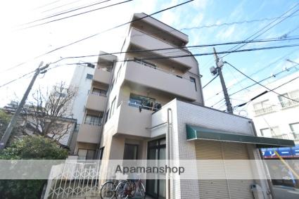東京都大田区、蒲田駅徒歩12分の築28年 4階建の賃貸マンション