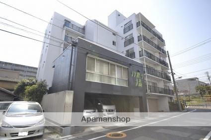 東京都品川区、大森駅徒歩9分の築33年 6階建の賃貸マンション
