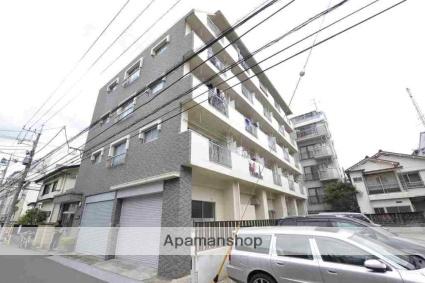 東京都大田区、蒲田駅徒歩16分の築36年 5階建の賃貸マンション