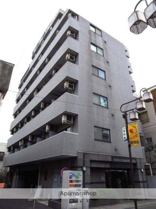 東京都品川区、西大井駅徒歩4分の築18年 8階建の賃貸マンション