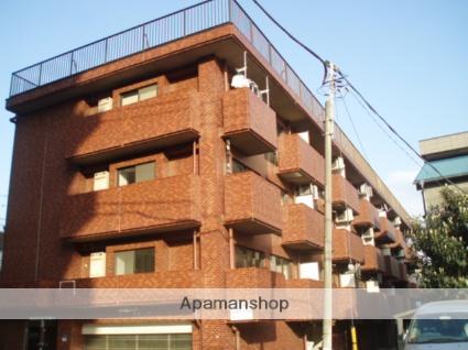 東京都大田区、大森駅徒歩13分の築30年 4階建の賃貸マンション