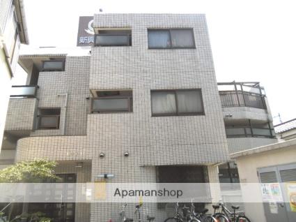 東京都品川区、大井町駅徒歩10分の築27年 3階建の賃貸マンション