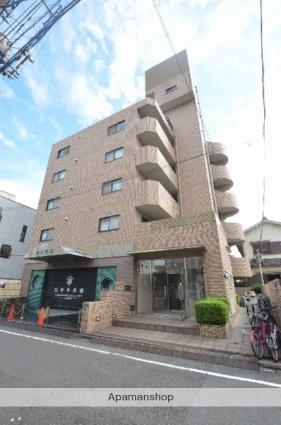 東京都大田区、大森駅徒歩15分の築22年 6階建の賃貸マンション