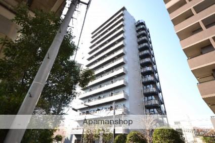 東京都品川区、大井町駅徒歩10分の築23年 14階建の賃貸マンション