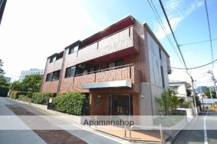 東京都品川区、下神明駅徒歩8分の築8年 3階建の賃貸マンション