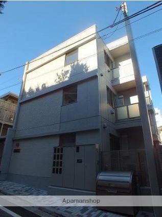 東京都品川区、洗足駅徒歩12分の築1年 3階建の賃貸マンション