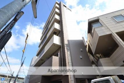 東京都品川区、荏原町駅徒歩8分の新築 7階建の賃貸マンション