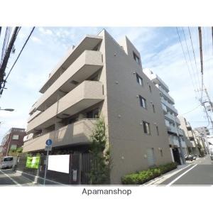 東京都品川区、荏原町駅徒歩10分の新築 5階建の賃貸マンション