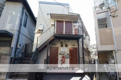 東京都品川区、西大井駅徒歩13分の築38年 2階建の賃貸アパート