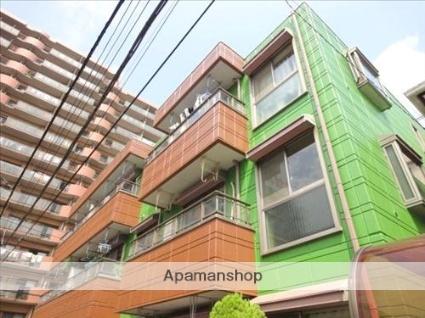 東京都大田区、大森駅徒歩12分の築26年 3階建の賃貸マンション