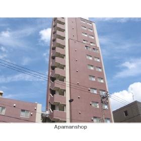 東京都品川区、北品川駅徒歩10分の築12年 14階建の賃貸マンション