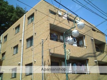 東京都品川区、戸越公園駅徒歩9分の築30年 4階建の賃貸マンション