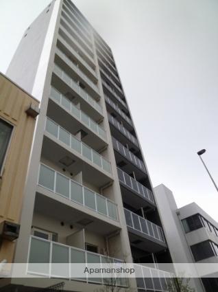 東京都品川区、戸越公園駅徒歩8分の築2年 13階建の賃貸マンション
