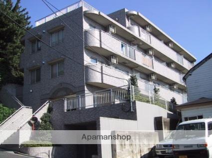 東京都大田区、石川台駅徒歩10分の築19年 4階建の賃貸マンション