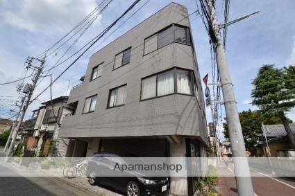 東京都大田区、大森駅徒歩14分の築23年 4階建の賃貸マンション