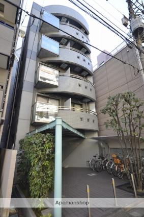 東京都大田区、大森駅徒歩9分の築25年 7階建の賃貸マンション