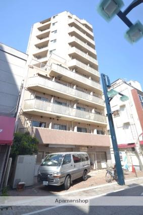 東京都品川区、戸越公園駅徒歩10分の築11年 11階建の賃貸マンション