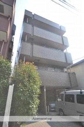 東京都大田区、蒲田駅徒歩10分の築21年 4階建の賃貸マンション