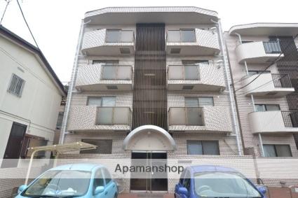 東京都大田区、平和島駅徒歩15分の築26年 4階建の賃貸マンション
