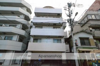 東京都大田区、蓮沼駅徒歩8分の築27年 5階建の賃貸マンション