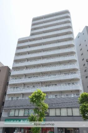 東京都大田区、大森町駅徒歩11分の築25年 14階建の賃貸マンション