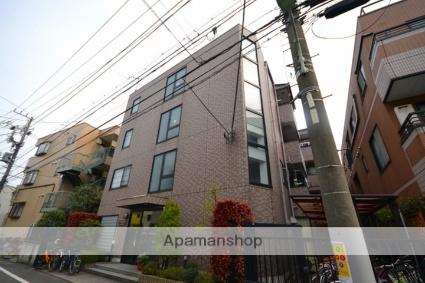 東京都大田区、大森町駅徒歩14分の築19年 4階建の賃貸マンション