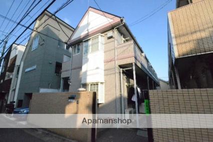 東京都大田区、雪が谷大塚駅徒歩9分の築25年 2階建の賃貸アパート