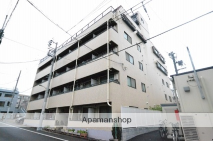 東京都大田区、千鳥町駅徒歩2分の築28年 5階建の賃貸マンション