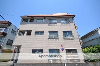 東京都大田区、雑色駅徒歩11分の築41年 3階建の賃貸アパート