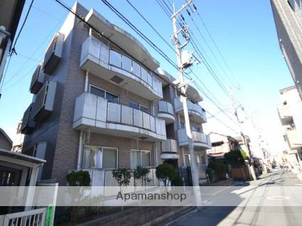 東京都大田区、大鳥居駅徒歩9分の築20年 3階建の賃貸マンション