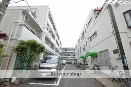 東京都大田区、大森駅徒歩18分の築54年 3階建の賃貸マンション