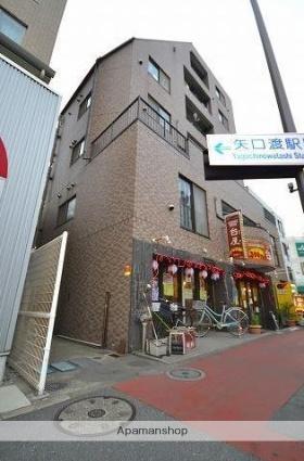 東京都大田区、蓮沼駅徒歩14分の築19年 7階建の賃貸マンション