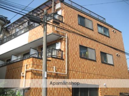 東京都品川区、西大井駅徒歩10分の築26年 3階建の賃貸マンション