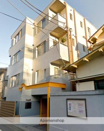 東京都大田区、千鳥町駅徒歩14分の築22年 4階建の賃貸マンション