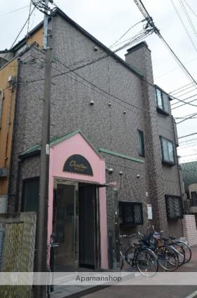 東京都大田区、蒲田駅徒歩12分の築15年 3階建の賃貸マンション