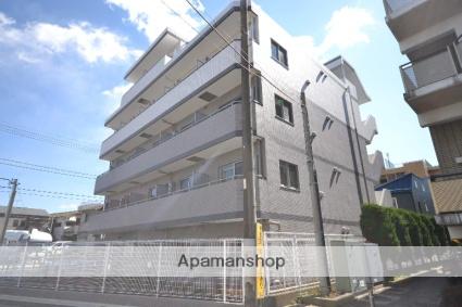 東京都大田区、久が原駅徒歩17分の築3年 5階建の賃貸マンション