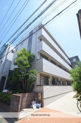 東京都大田区、糀谷駅徒歩19分の築3年 4階建の賃貸マンション