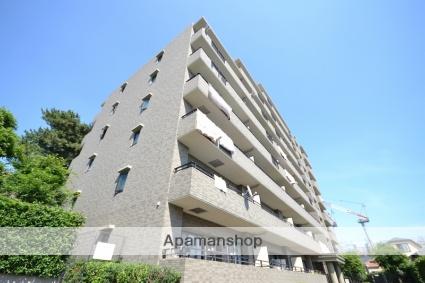 東京都大田区、久が原駅徒歩8分の築17年 8階建の賃貸マンション