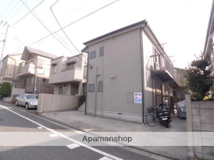 東京都大田区、御嶽山駅徒歩7分の築15年 2階建の賃貸アパート