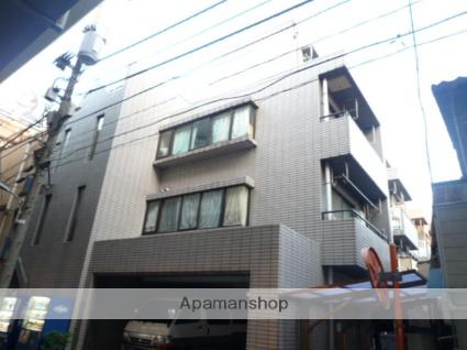 東京都大田区、大鳥居駅徒歩8分の築27年 4階建の賃貸マンション