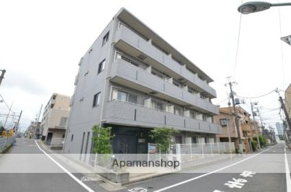 東京都大田区、久が原駅徒歩13分の築8年 4階建の賃貸マンション