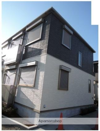 東京都大田区、大森駅徒歩10分の築1年 2階建の賃貸アパート