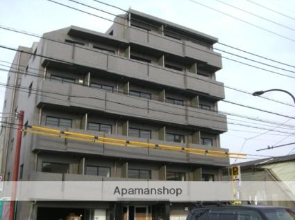 東京都大田区、久が原駅徒歩12分の築7年 6階建の賃貸マンション