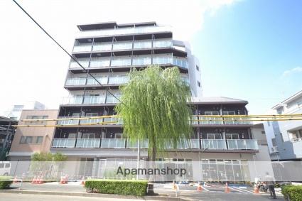 東京都品川区、新馬場駅徒歩5分の築2年 8階建の賃貸マンション