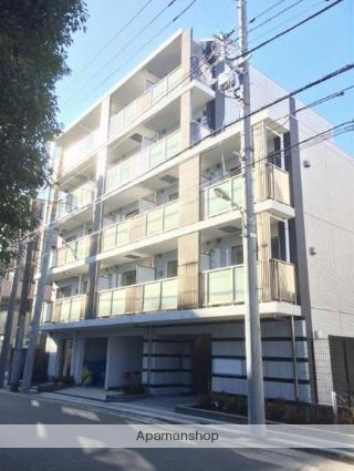 東京都大田区、久が原駅徒歩18分の築1年 5階建の賃貸マンション