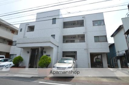 東京都大田区、大森駅徒歩21分の築24年 3階建の賃貸マンション