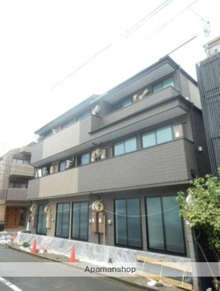 東京都大田区、雑色駅徒歩17分の新築 3階建の賃貸アパート
