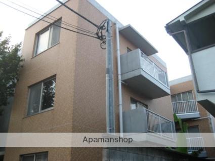 東京都品川区、西大井駅徒歩9分の築15年 3階建の賃貸マンション