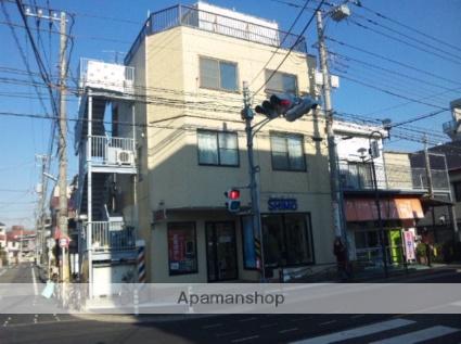 神奈川県川崎市幸区、鹿島田駅徒歩15分の築29年 3階建の賃貸マンション