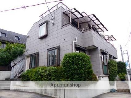 東京都大田区、西馬込駅徒歩14分の築27年 2階建の賃貸マンション
